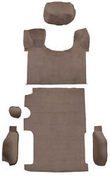 1985-1994 Chevrolet Astro Cutpile Replacement Carpet Kit With Engine Cover