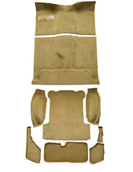 1974-1983 Jeep Wagoneer Complete Cutpile Replacement Carpet Kit