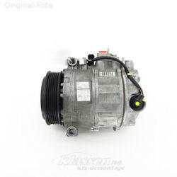 air conditioning compressor Mercedes M-CLASS W164 ML 63 AMG A0022300511