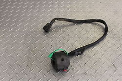 2009 Kawasaki Ninja 650r Ex650c Left Clip On Handle Horn Signals Switch Switches