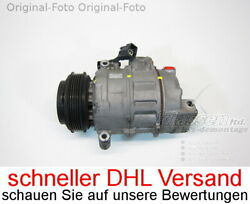 air conditioning compressor CADILLAC STS 4.6