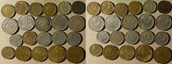 Russia Inventory Clearance Lot 21 Coins Mostly Vf-xf Better Dates Bl6