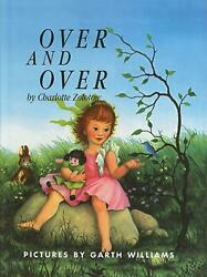 Over And Over By Charlotte Zolotow English Prebound Book Free Shipping
