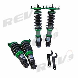 Rev9 Hyper-Street Coilovers For WRXSTI 2015+UP Twin-Tube Design Camber Plate