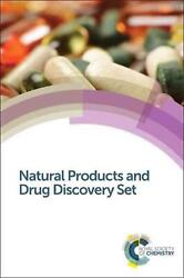 Natural Products And Drug Discovery Set Rsc English Hardcover Book Free Shipp