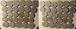 Russiainventory Clearance Lot 29 Coins Better Dates 1932-1982 Mostly Xf+ Bl13