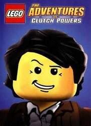 LEGO: THE ADVENTURES OF CLUTCH POWERS USED - VERY GOOD DVD