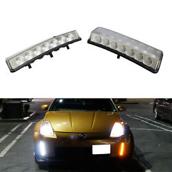 Clear Switchback Led