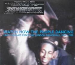 Various Artists - Watch How The People Dancing Unity Sounds From The London Dan