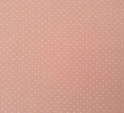 Tiny Ivory on Tan Polka Dot Print by Faye Burgos Marcus Brothers BTY