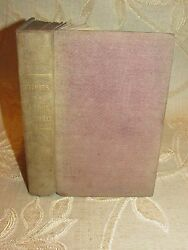 Antique Book Of Posthumous Records Of A London Clergyman - 1835