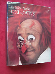 The Clowns - Signed By Director Federico Fellini To Film Critic Judith Crist