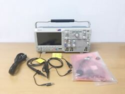 Tektronix Mso2012 100mhz 1gs/s 2ch + 16ch Oscilloscope With P6316 And P2220 Probe