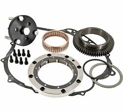Heavy Duty Flywheel Puller VStar XVS 1100  Starter Clutch Gear kit 99~09 Circlip