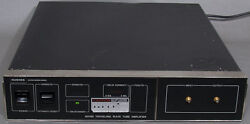 Hughes 8010h/8010h15f000 Twt/twta Traveling Wave Tube Amplifier 10w 8-18.0 Ghz