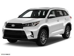 2017 Toyota Highlander SE 2017 Toyota Highlander SE 3 Miles Dk. Gray SE 4dr SUV  8-Speed Shiftable Automat