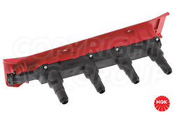 New Ngk Ignition Coil For Saab 41342 2.0 T Convertable Coupe Hatchback 1998-00