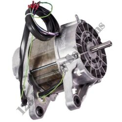 New Washer Motor 2sp 380-415/50/3 Uc50 For Huebsch F8330401p
