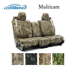 Coverking Custom Seat Covers Ballistic with Multicam Choose Color And Rows $499.98