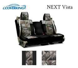 Coverking Custom Front Row Seat Covers Neosupreme with NEXT Camo Choose Color $199.99