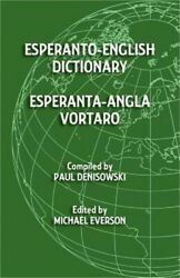 Esperanto-English Dictionary: Esperanta-Angla Vortaro (Paperback or Softback)