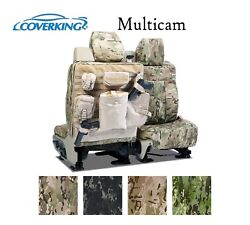 Coverking Custom Tactical Seat Covers Ballistic Multicam - Pick Color And Rows
