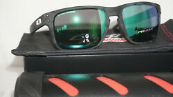 OAKLEY Sunnglasses New HOLBROOK MOTO GP Limited Edition Camo Prizm OO9102-G255