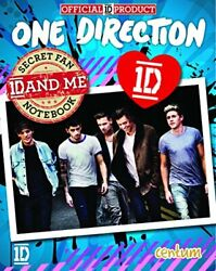 One Direction Secret Fan 1D & Me Notebook by Centum Books Ltd Book The Fast Free
