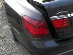 L TAIL LIGHT QUARTER PANEL MOUNTED FITS 13-15 BMW 740i 7876849