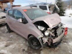 Engine Fits Chevrolet Spark 1.2l Automatic 2013 Vin 9 8th Digit Opt Ll0