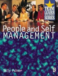 People And Self Management Team Leader Development By Palmer, Sally Paperback