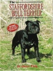 The Staffordshire Bull Terrier (Book of the Breed) by Fleig Dieter 1860541496