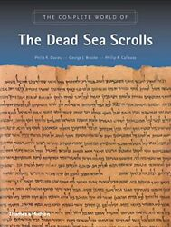 The Complete World Of The Dead Sea Scrolls By George J. Brooke Paperback Book