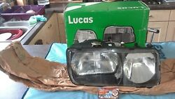 Ford Sierra Mk1 Rs Cosworthrs500xr4i3dr Etc Drivers/side New Front Head Light
