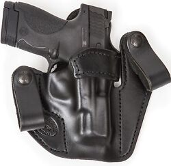 Xtreme Carry Rh Lh Iwb Leather Gun Holster For Ruger Lc9 W/ Lasermax