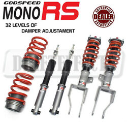 Godspeed Monors Adjustable Coilovers For Tesla Model 3 Dual Motor 2017-21