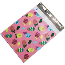 5000 10x13 Pink Pineapple Designer Poly Mailers Envelopes Boutique Custom Bags $899.95