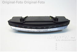 climate control panel Mercedes S W221 S 63 AMG A2218704458 A2218706558