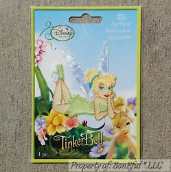 BonEful Boutique Disney Tinkerbell Princess Fairy Fabric Iron Costume S Applique