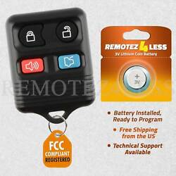 Remote For 2000-2006 Lincoln Ls Keyless Entry