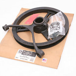 Babbitt Size 3 Adjustable Sprocket Rim With Chain Guide