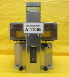 Hitachi M-511e Wafer Alignment Unit Vacuum Chuck Assembly Untested As-is