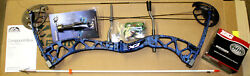 Martin CHAMELEON Carbon Bow Fish 4070# RH BOWFISHING COMPLETE KIT Water Reaper