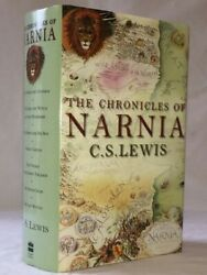 The Chronicles Of Narnia. By Lewis C. S. Book The Fast Free Shipping