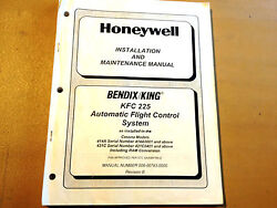 King Kfc 225 Autopilot In Cessna 414a And 421c Install And Ramp Maintenance Manual