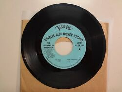 Mothers Of Inventionfrank Zappalonely Little Girl-mother People-u.s. 7 67 Dj