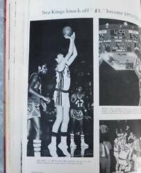 1975 Yearbook Bill Laimbeer, Flash Cadillac, Surfing Palos Verdes Pv High School