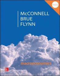 Macroeconomics Principles Problems And Policies By Campbell Mcconnell English
