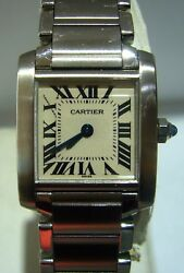 Pre Owned Tank Francaise Ladies Wristwatch Model 2300