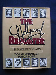 Hollywood Reporter Golden Years Signed By Rouben Mamoulian, D Lamour, V. O'brien